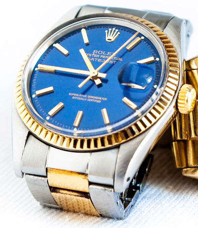 We Buy Rolex Watches - Green Hills Gold and Diamond Buyers
